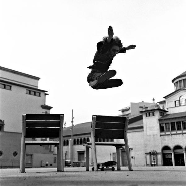 Ali- Hippy Jump