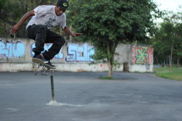Clayton Ramos - Pole Jammin'