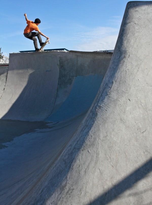 Alex Vasquez - Tail Block -First stop: Lower Bobs