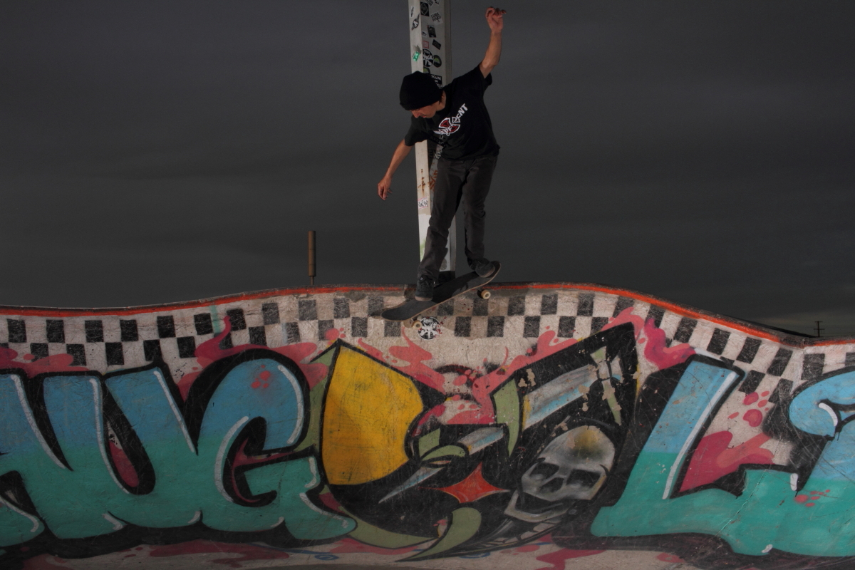 Urban Skate Project Crew Goes North (Just to Skate Though ...