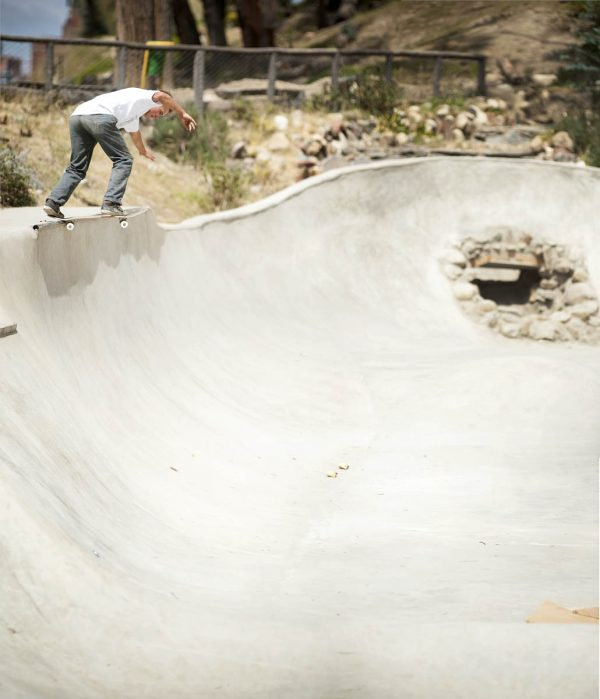 Eric Cole. Back tail.