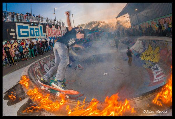 SERGIO CADENAS - Smoke inhalation is serious business