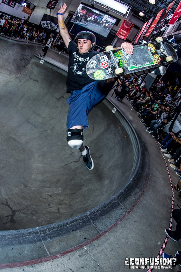 Chris Russell. FS Boneless to disaster.