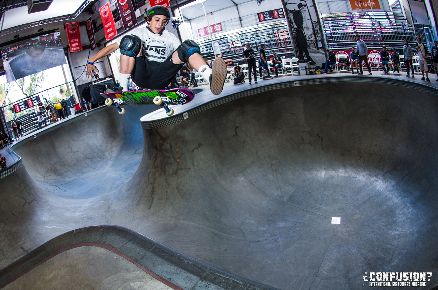 248e0f0d48 One footer over the hip into the round bowl.