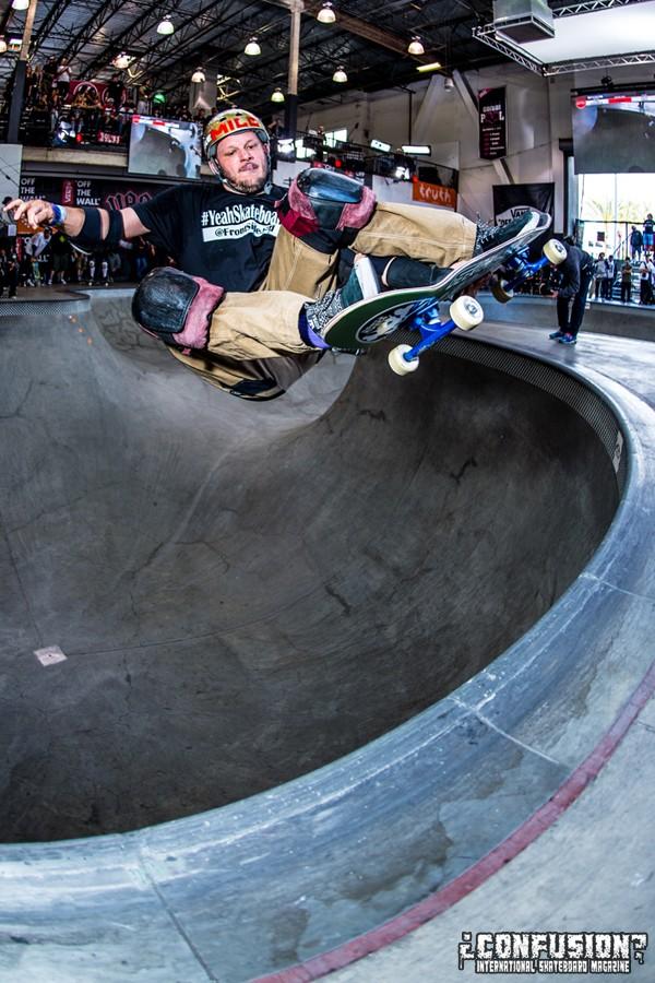 Yeah Skateboarding stale.