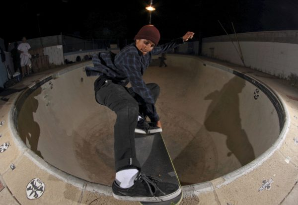 Willy D getting Crail