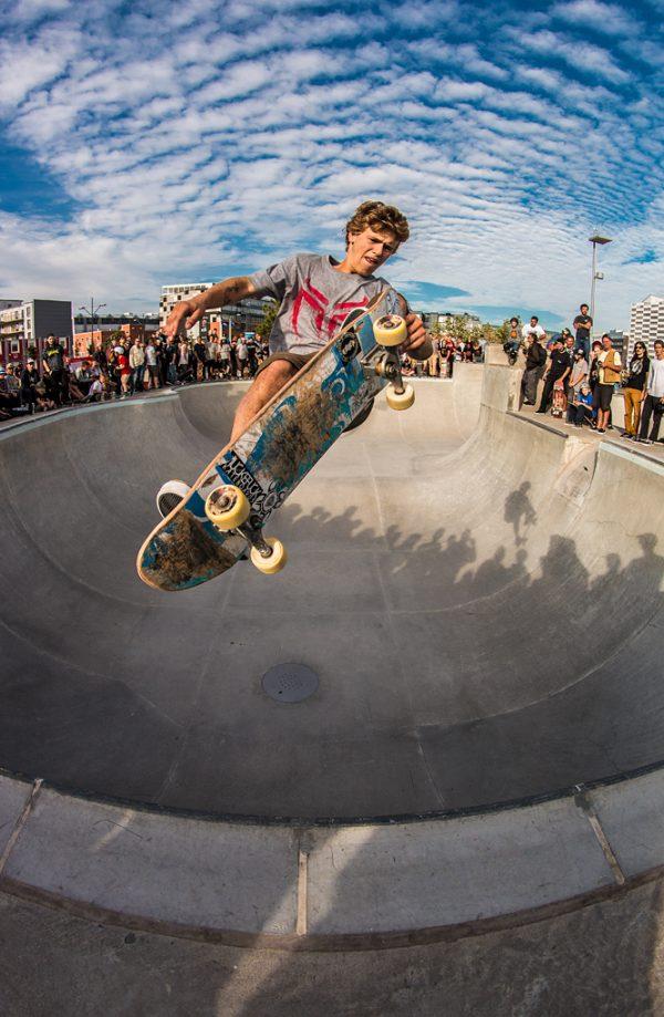 Jaime Mateu. Lien air.  Photo:  Amin Olve Klungseth Ullah