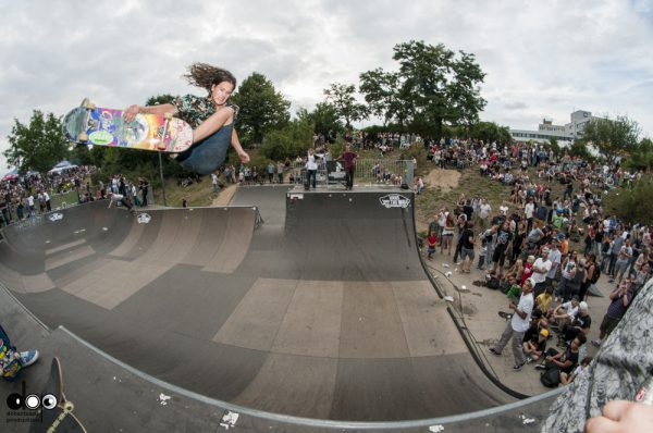 Nick Bax. Frontside air.