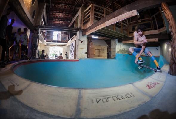 Peter Boccalini - frontside crailslide