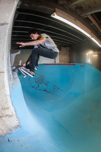 Peter Boccalini - switch nosepick to fakie