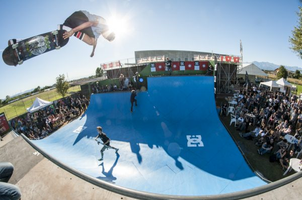 Ivan Federico. Backside air.