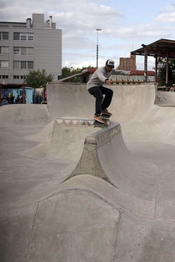 Pudi. Feeble to Smith. Port Land. Basel, Switzerland.