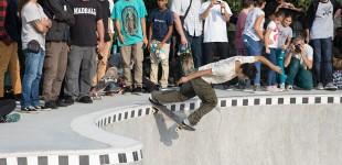 Aref Koushesh backside tailslide