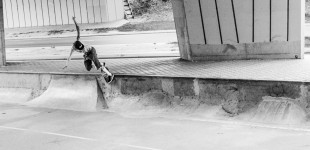 Scotty Walsh - backside smith