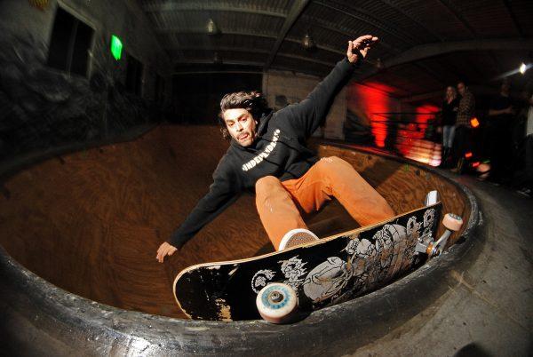 Oscar Mad. Floripa skatepark