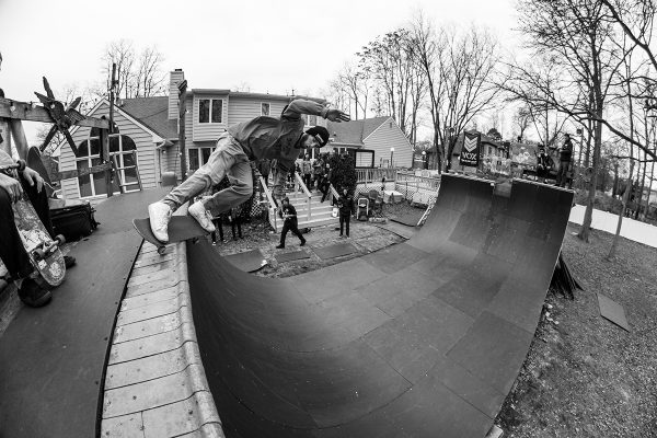 Mike Jones. Backside feeble. Photo: A. Sergeant