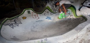 Jaime Ruiz. Backside air.
