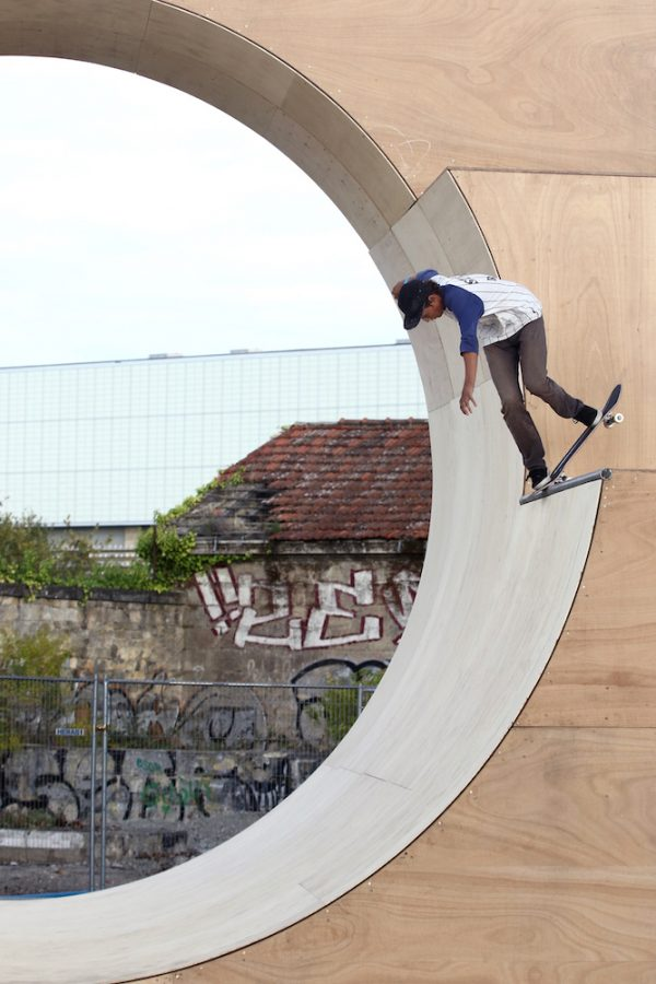 George Poole nose blunt