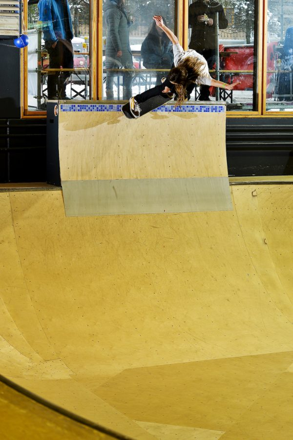 Chloe Bernard. Back smith