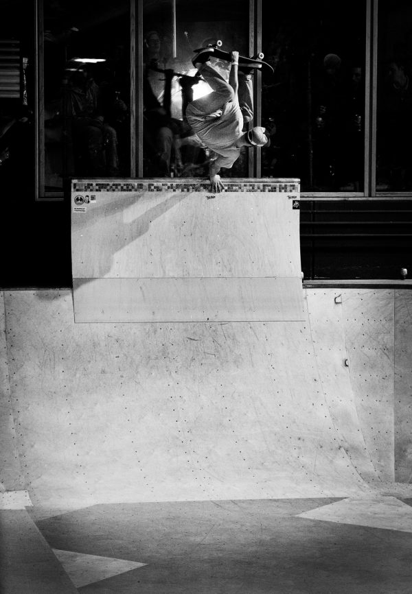 Adam Paris. Invert. Photo: Alan Maag