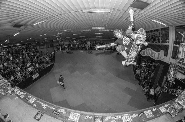 Ingo Frolich. Ollie to fakie. Photo: Nicola Debernardi