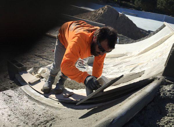 Juan shaping.