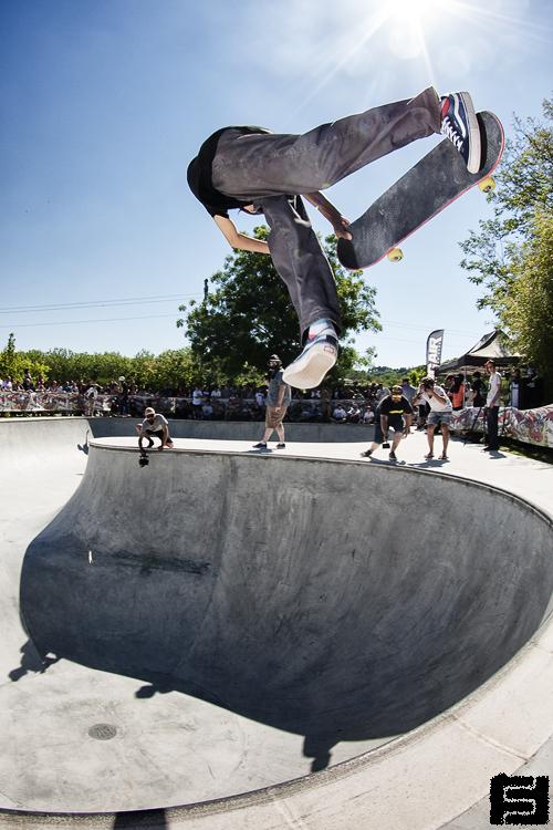Ivan Federico. Judo air.