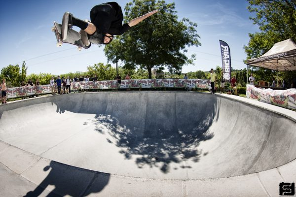 Kollin Shanley. Backside air