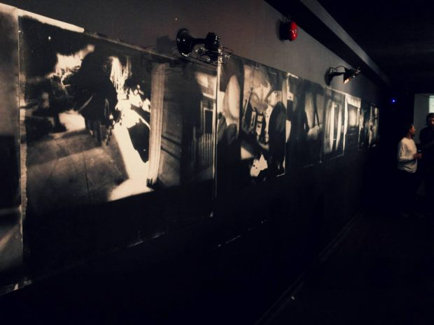 Sergej Vutuc photo show at Project 45 in Montreal.
