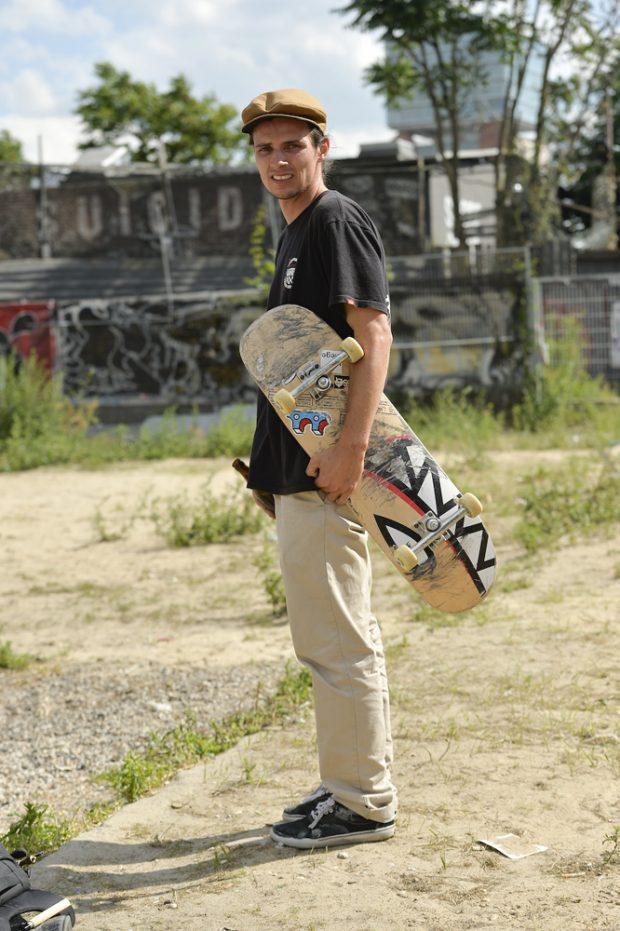 Mongo skater