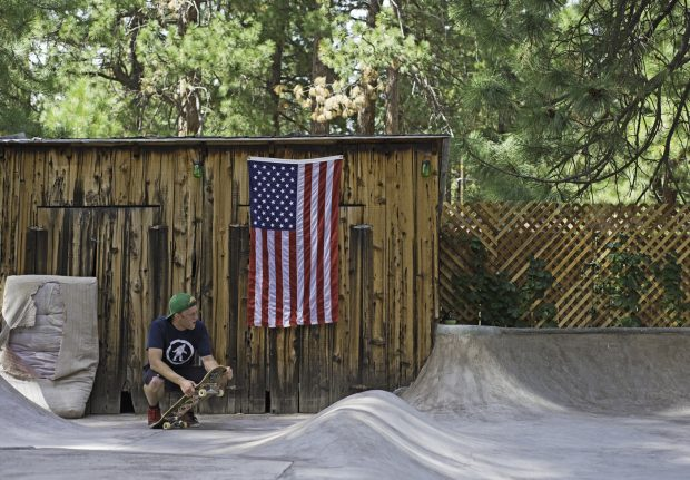 And I'm proud to be an American,Where at least I know I can shred free, And I won't forget the men who built the spots, who gave that right to me! - Lee Greenwood