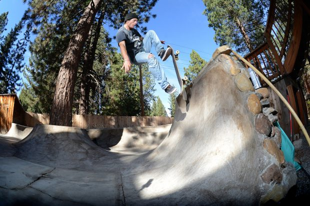 Kerry Strahl. Blunt to Fakie.