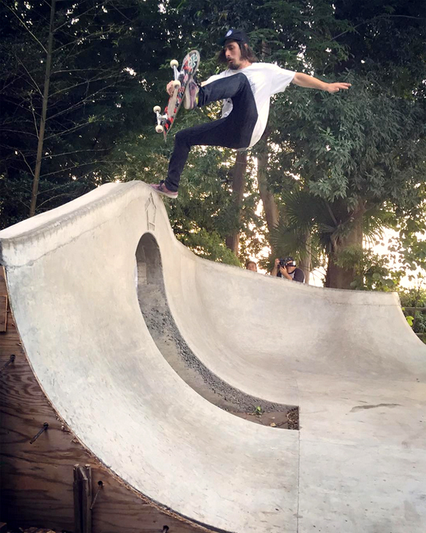 Kevin Kowalski. Boneless. Photo: Wataru