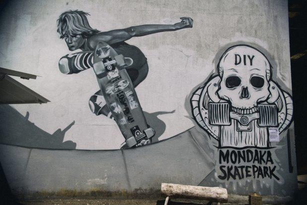 Mondoaka DIY Skatepark