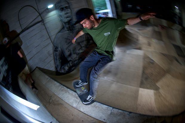 Anxo Comesaña. Front smith.